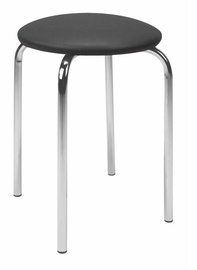 Halmar Chico V04 Stool Black
