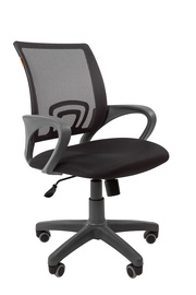 Chairman 696 Grey Office Chair TW-12 Grey