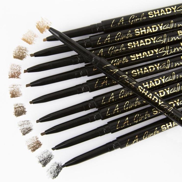 L.A. Girl Shady Slim Brow Pencil 0.08g 358