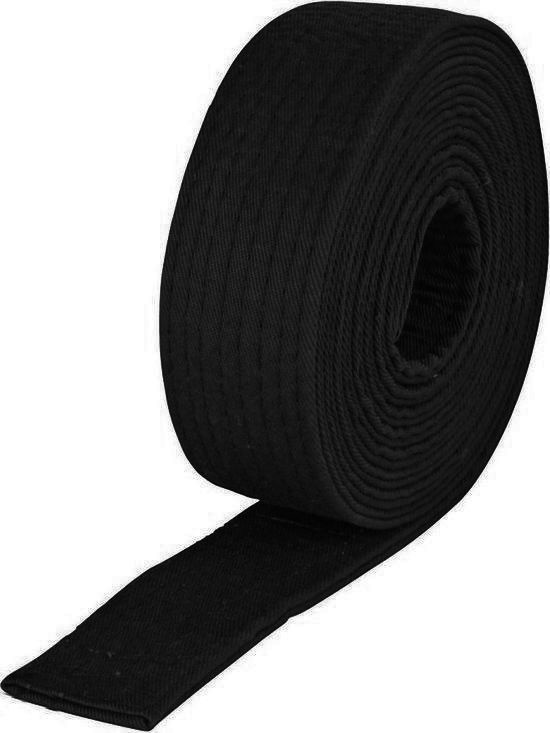 Matsuru Judo Belt 2.8m Black