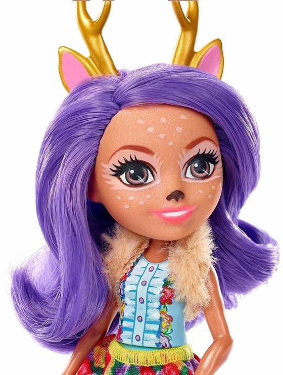 Кукла Mattel Enchantimals Deer FXM75