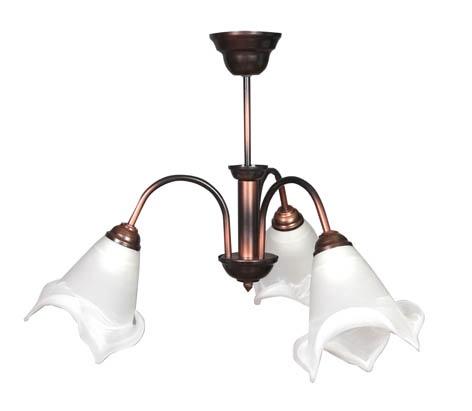LAMPA GRIESTU TANIA-3R 3X40W E14 TAMMET (TOMEX)