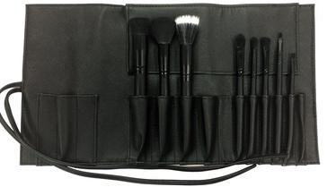 Inika Professional Vegan Brush Roll 8pcs