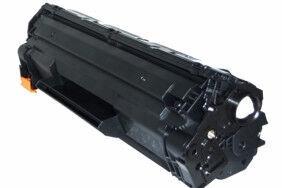 Кассета для принтера HP, черный