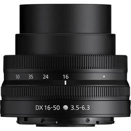 Nikon Nikkor Z DX 16-50mm f/3.5-6.3 VR White Box