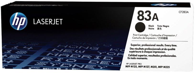 Lazerinio spausdintuvo kasetė HP CF283A Black