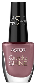Astor Quick & Shine Nail Polish 8ml 618