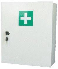 Medicininė dėžutė V-01, 30 x 35 x 13 cm