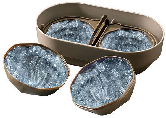 4M KidzLabs Geode Crystal Growing 03919