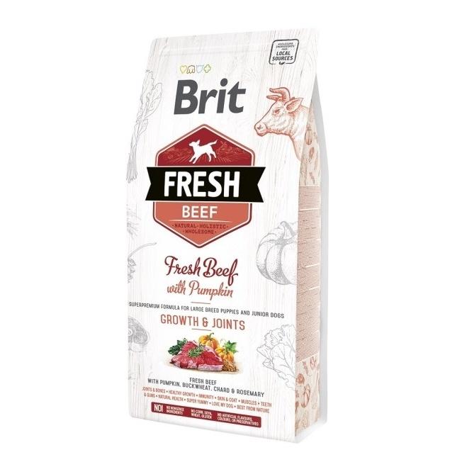 Brit Puppy Fresh Beef With Pumpkin Growth & Joints 2.5kg