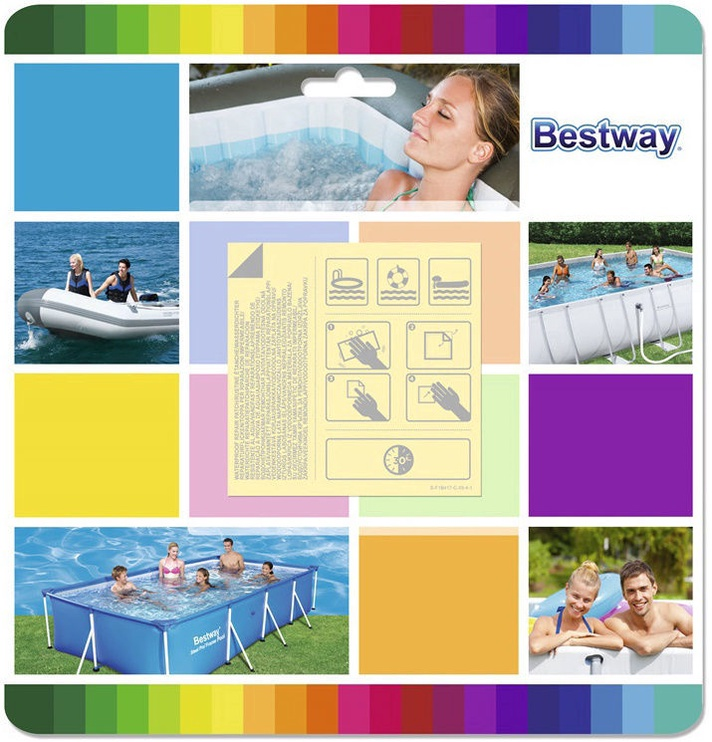 Bestway Repair Patch Kit 62091