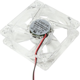 LogiLink PC Case LED Cooler FAN102