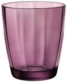 Bormioli Rocco Pulsar Tumbler Purple 390ml