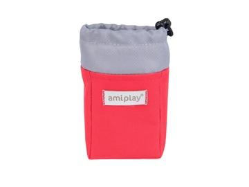 Amiplay Samba Treats Dispenser 8x6x10cm Red