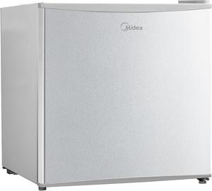 Midea Single Door Refrigerator HS-65LN Silver