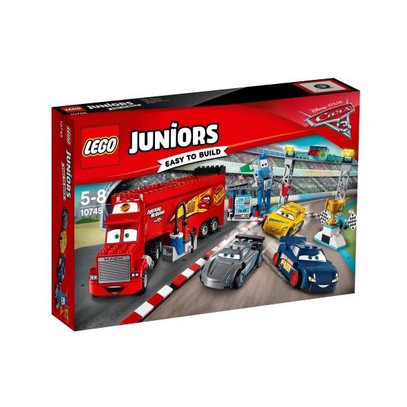 Конструктор LEGO Juniors Florida 500 Final Race 10745 10745, 266 шт.