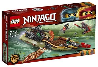 Конструктор LEGO Ninjago Destinys Shadow 70623, 360 шт.