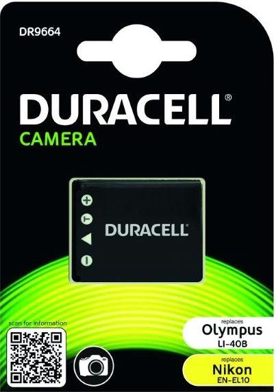 Aku Duracell Premium Analog Casio/Nikon/Olympus/Fujifilm Battery 700mAh