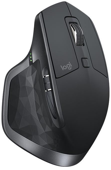 Компьютерная мышь Logitech MX Master 2S Graphite, беспроводная, оптическая