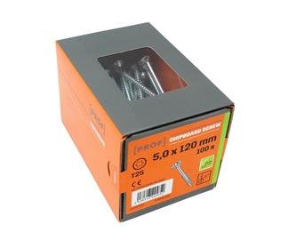 PUIDUKRUVI PROF TX25 5X120 100TK