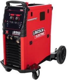Lincoln Electric Powertec i250C Standard Welding Machine