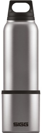 Sigg Thermo Flask Hot & Cold Brushed Steel 750ml