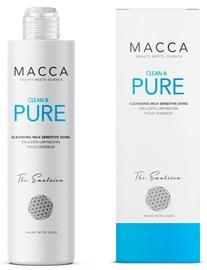 Молочко для лица Macca Clean & Pure, 200 мл