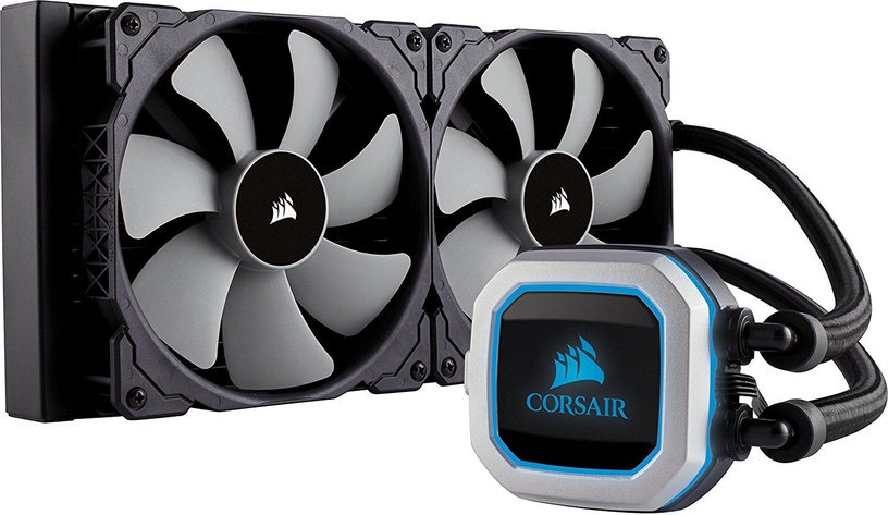 Corsair Hydro Series H115i Pro RGB Liquid CPU Cooler CW-9060032-WW