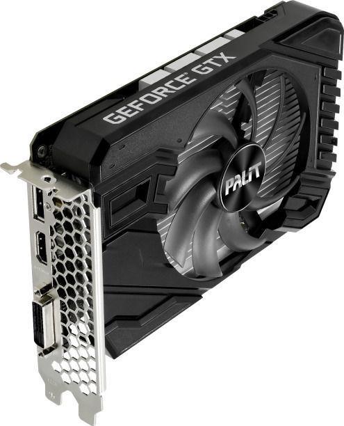Palit GeForce GTX 1650 StormX 4GB GDDR6 PCIE NE61650018G1-166F