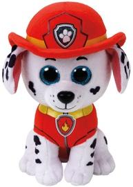 Pliušinis žaislas TY Beanie Babies Paw Patrol Marshal, 15 cm