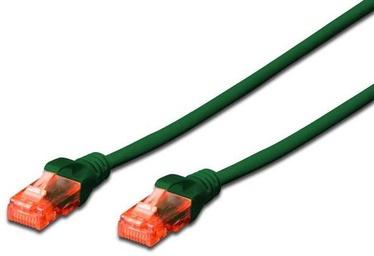 Digitus CAT 6 UTP Patch Cable Green 0.5m