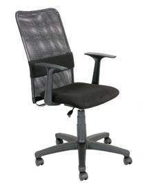 Black Red White Biuxa Flex Lu M43 Office Chair Black
