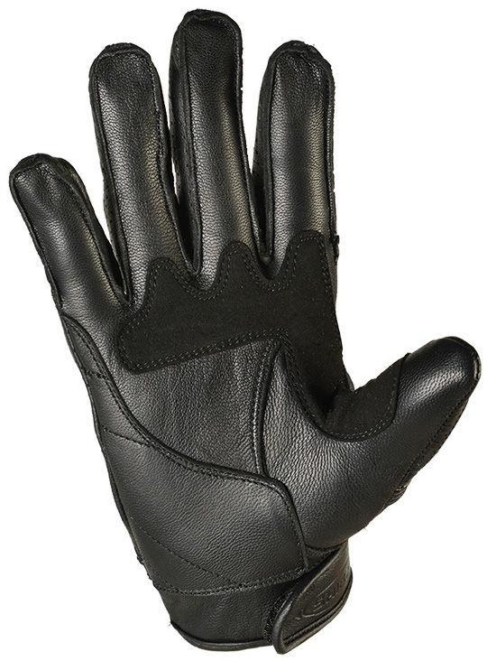 Shiro Pista Gloves SH-06 Black Yellow M
