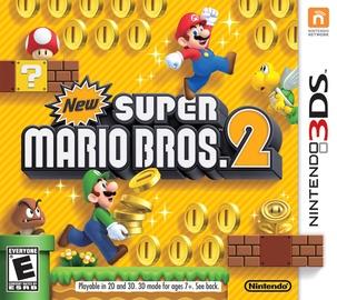Игра New Super Mario Bros 2 3DS