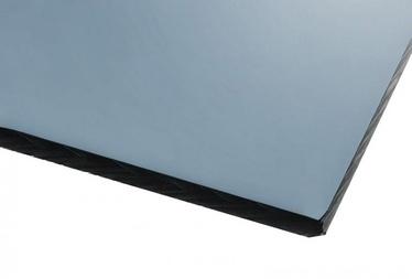 Ohne Hersteller Acrylic Glass GS Transparent Gray 500x500mm