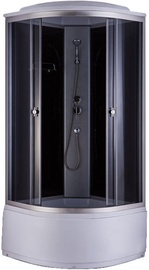 Gotland Shower Deep 80x215x80