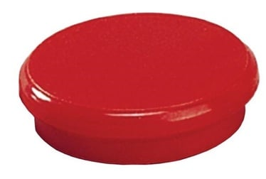 Dahle Magnets For Boards 24mm 10pcs Red