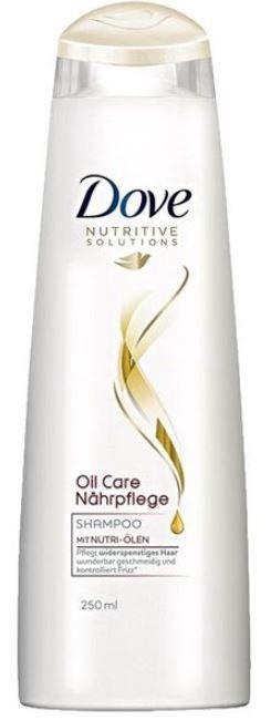 Šampūns Dove Nourishing Oil, 250 ml