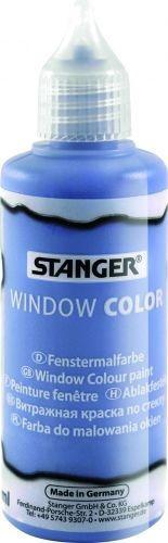 Stanger Window Color 80ml Azure 300014