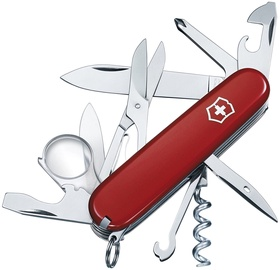 Victorinox Explorer 1.6703 Knife Red
