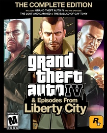 Grand Theft Auto IV: The Complete Edition PC