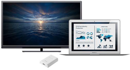 Itec Display Video Adapter USB to VGA