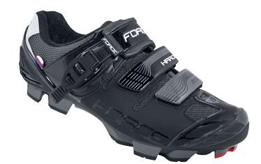Велосипедная обувь Force MTB Hard, черный, 37