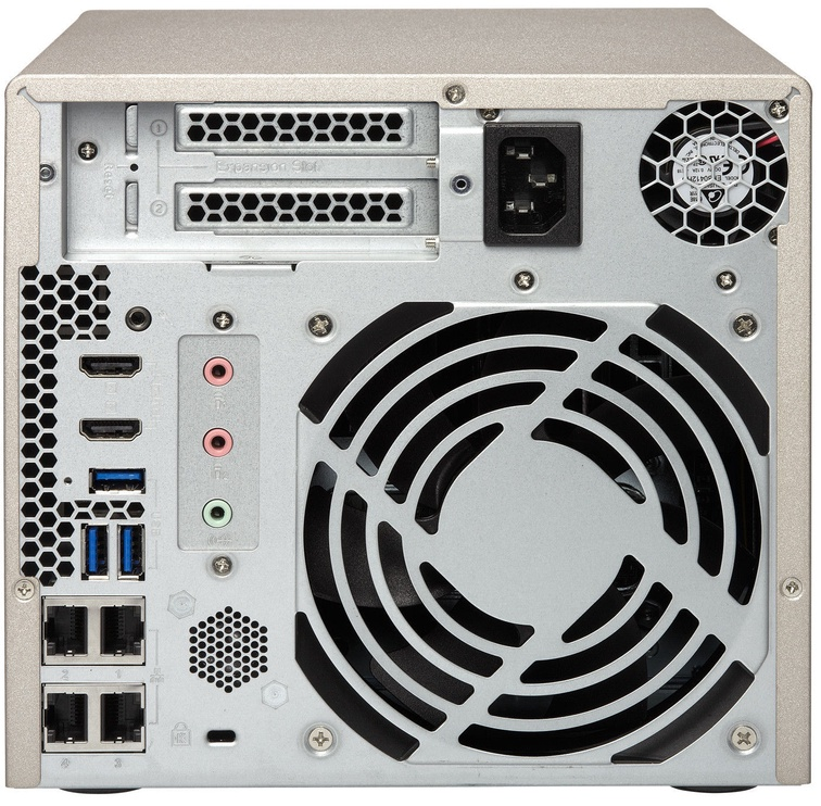 QNAP Systems TVS-473e-4G 4-Bay NAS 16TB