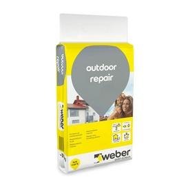 Cementinis remontinis mišinys Weber Outdoor Repair, 15 kg