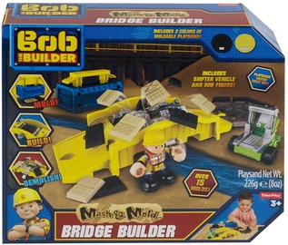 Fisher Price Bob The Builder Mash & Mold Bridge Builder DXP75