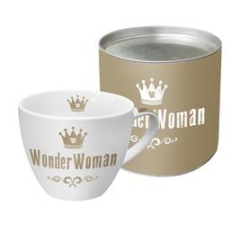 Puodelis Wonder Woman, 450 ml