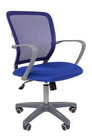 Chairman 698 Office Chair TW Blue/Grey