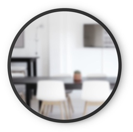 Umbra Hub Mirror Black