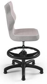 Entelo Petit HC+F Size 4 Children Chair CR08 Black/Pink
